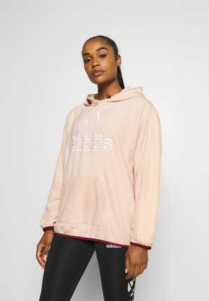 Sweater - halo blush/victory crimson