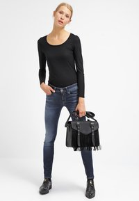 Replay - HYPERFLEX LUZ - Jeans Skinny Fit - dark blue - 1