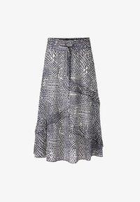 Marc Cain - A-line skirt - midnight blue - 4