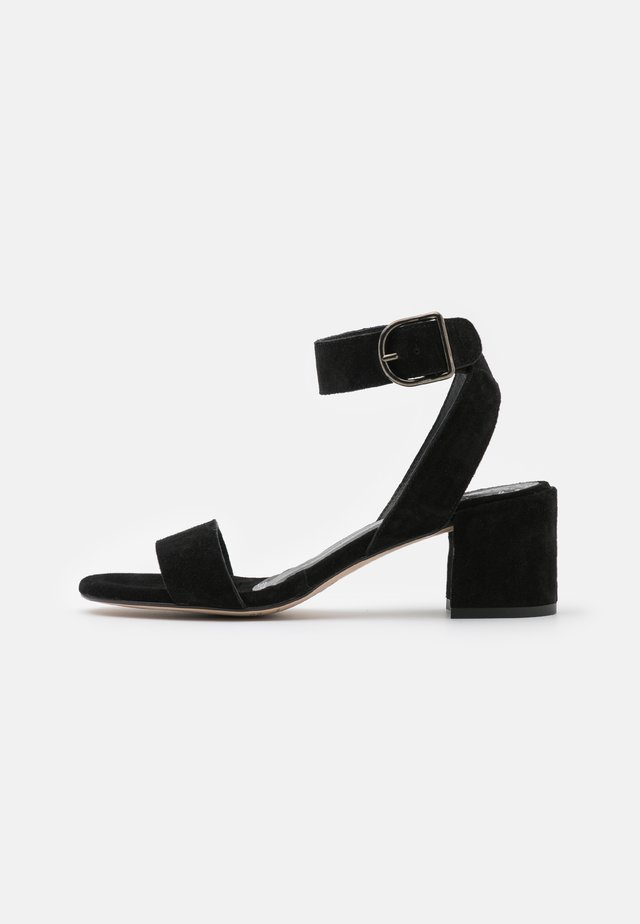 Sandały - black