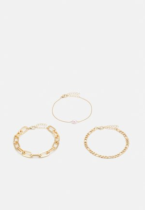 ONLMAGGIE BRACELET SET - Náramek - gold-coloured