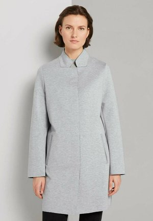 Short coat - silver grey melange