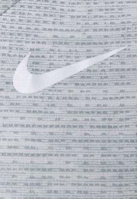 Nike Performance - ULTRA TANK - Top - smoke grey/light smoke grey - 2