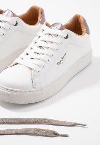 Pepe Jeans - ADAMS PREMIUM - Sneaker low - white - 7