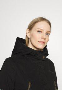 Desigual - Classic coat - black - 3