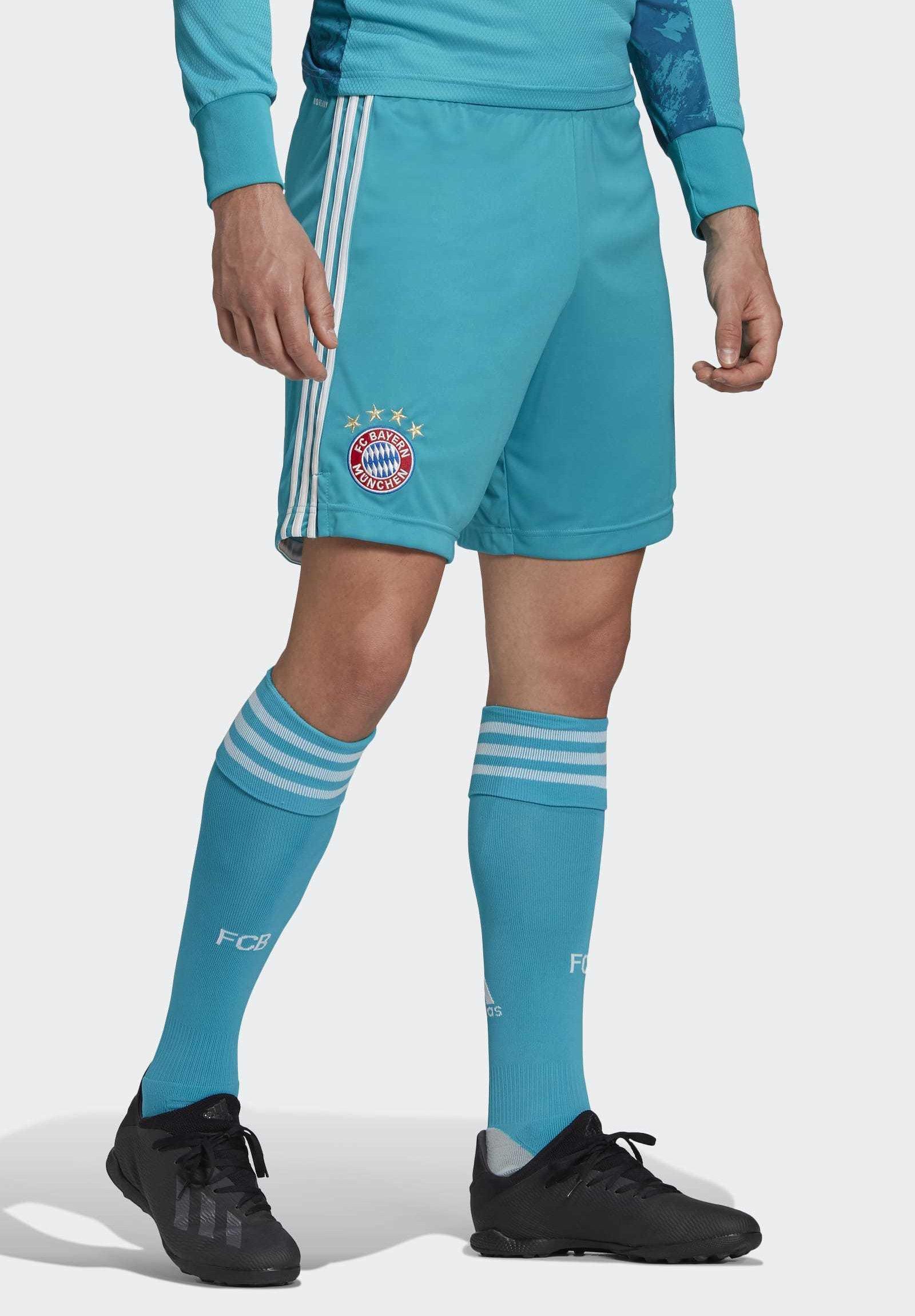 Homme FC BAYERN GOALKEEPER SHORTS - Short de sport