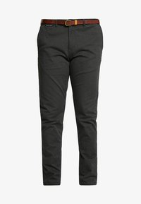 Scotch & Soda - MOTT CLASSIC - Chino - charcoal - 4