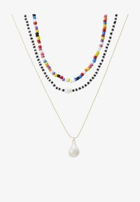Leslii - 3 PACK - Collier - gold-coloured - 2