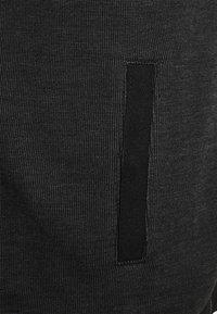 s.Oliver - LANGARM - Bomber Jacket - black - 3
