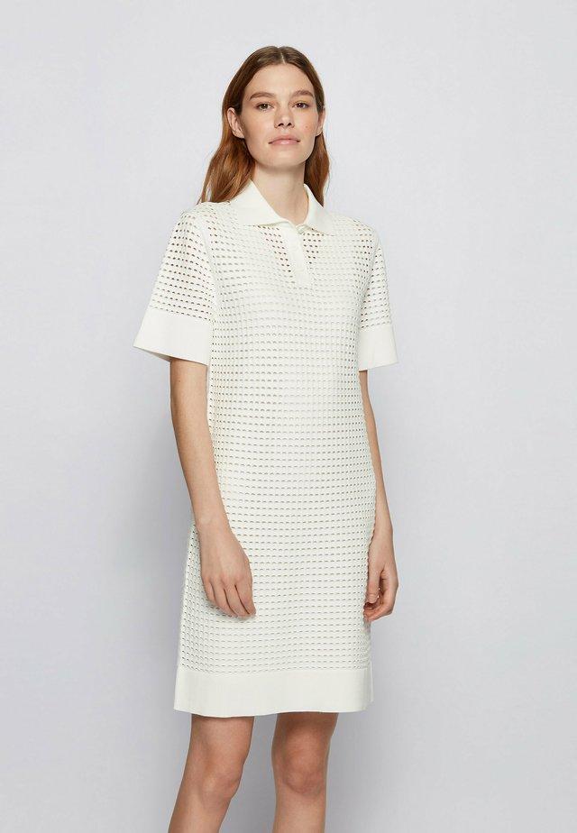 FERENITY - Shirt dress - natural