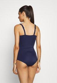 DORINA CURVES - FIJI SWIMSUIT - Swimsuit - ink - 2