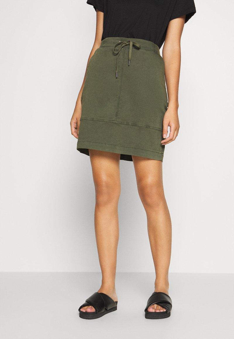 comma casual identity - Mini skirt - green