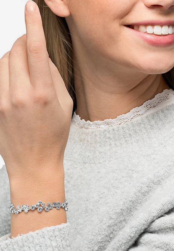 FAVS - Armband - silver-coloured