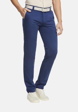 NEW YORK - Trousers - blau