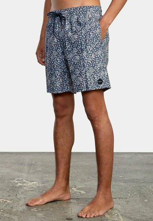 PERRY - Swimming shorts - moody blue