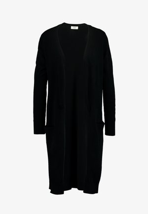 JDYMARCO LONG CARDIGAN - Kardigan - black