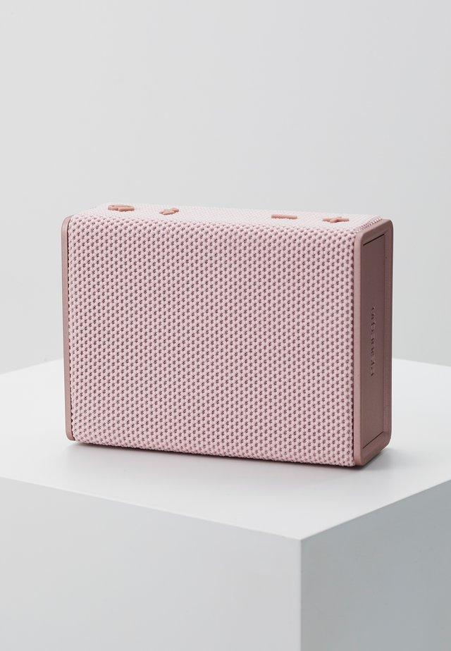 SYDNEY - Luidspreker - rose gold/pink
