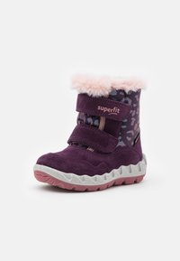 Superfit - ICEBIRD - Winter boots - lila/rosa - 1