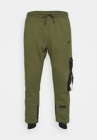 STAPLE PIGEON - TACTICAL - Tracksuit bottoms - olive - 4