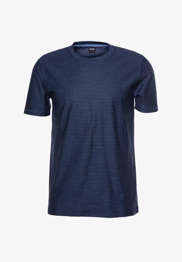TEFLOAT - T-shirt med print - dark blue