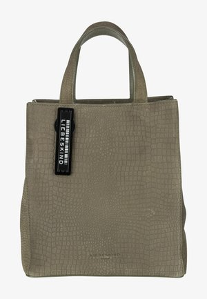 LIZARD LOOK - Handbag - elephant green