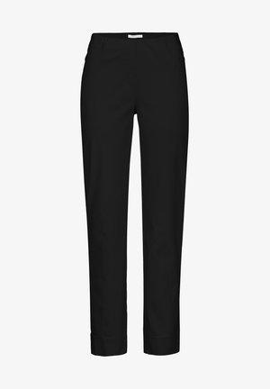 IGOR2-782W 44160 STRETCHHOSE - Trousers - schwarz