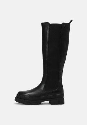 HALLELUJAH - Platform boots - black