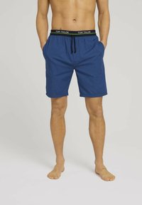 TOM TAILOR - Boxer shorts - blue-medium-check - 1