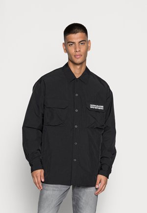 SUSTAINABLE - Overhemd - black