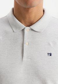 Scotch & Soda - CLASSIC CLEAN - Poloshirt - light grey melange - 3
