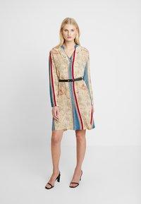 Mos Mosh - ARIA BIRD DRESS - Day dress - multi-coloured - 1