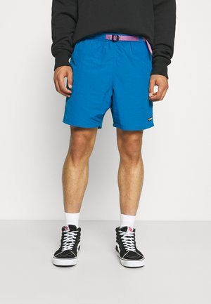 EASY RELAXED TREK  - Shorts - blue beat