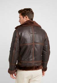 Schott - Leather jacket - aubrun - 2