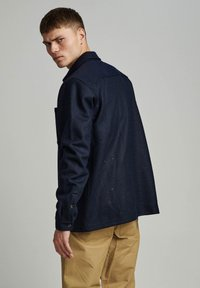 Anerkjendt - AKOSCAR  - Summer jacket - sky captain - 1