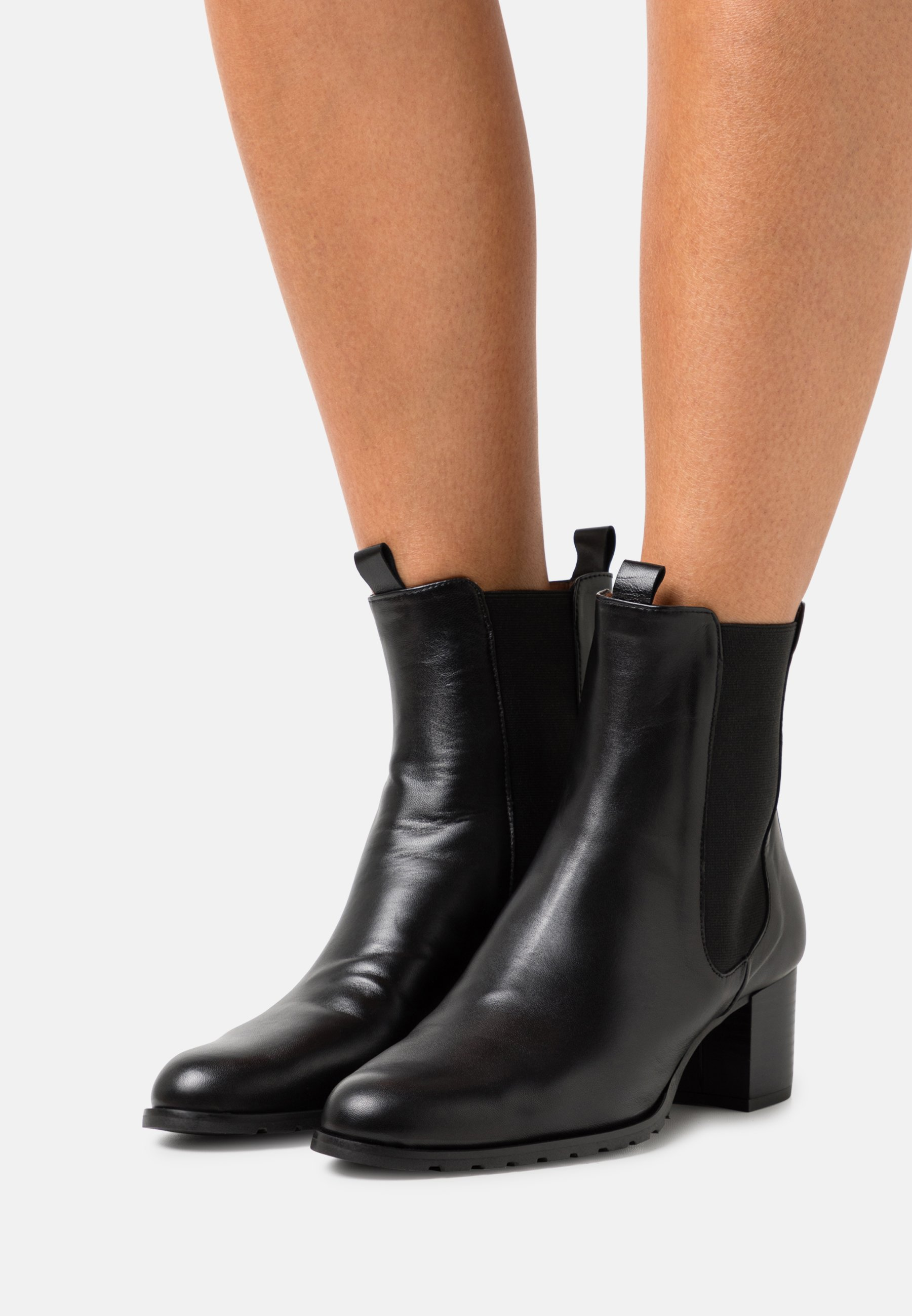 Women Classic ankle boots - black