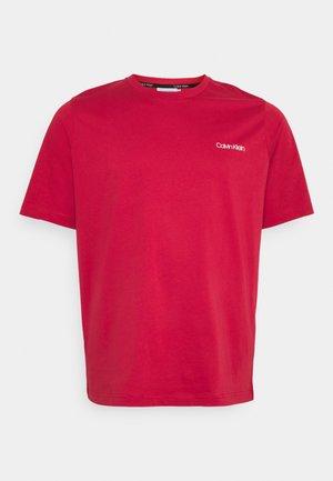CHEST LOGO - T-shirt basic - true rose