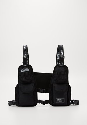 PRIME HARNESS BAG - Torba na ramię - black