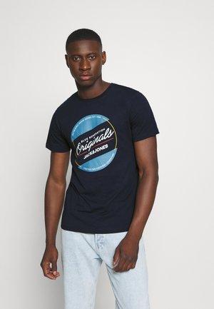 JORTONNI  - T-shirt print - navy blazer