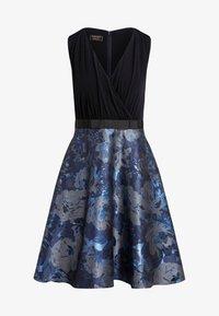 Apart - Robe de soirée - nachtblau-multicolor - 4