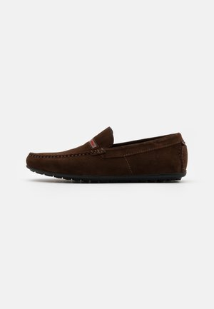DANDY - Mokasíny - dark brown