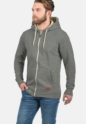 HULKER - Zip-up hoodie - dark grey