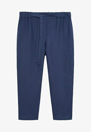 COTILI8 - Trousers - dark navy