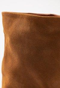 Felmini Wide Fit - COOPER - Laarzen - brown - 2