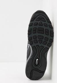 Nike Sportswear - Nike Air Max 97 Schuh für ältere Kinder - Sneakersy niskie - black/white/anthracite - 4