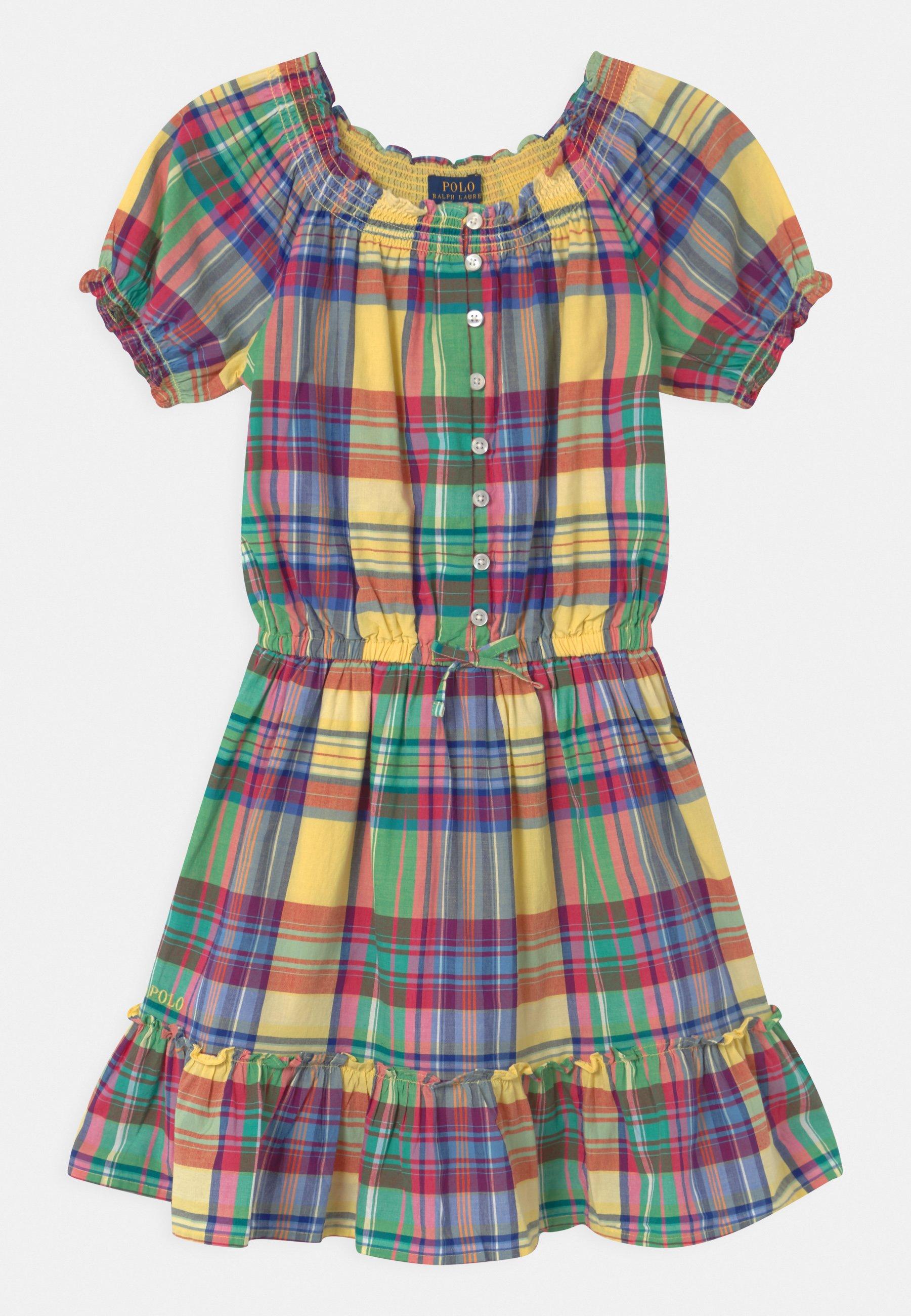 Niño Vestido camisero