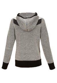 Krimson Klover - Sweater met rits - snow - 4