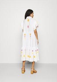 Stella Nova - RANYA - Shirt dress - ivory - 2