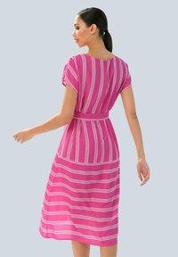 Alba Moda - Day dress - pink weiß - 2