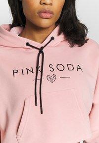 Pink Soda - PRIMROSE HOODIE - Jersey con capucha - soft pink - 5