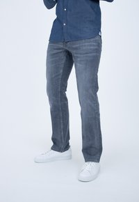 Tommy Hilfiger - Straight leg jeans - grey denim - 0